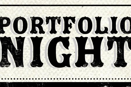 adci portfolio night